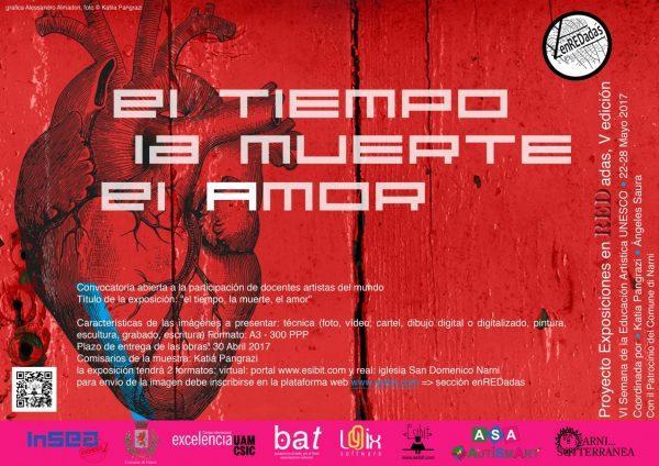 manifesto ufficiale Enredadas 2017