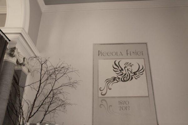 sala Teatro Piccola Fenice, Trieste