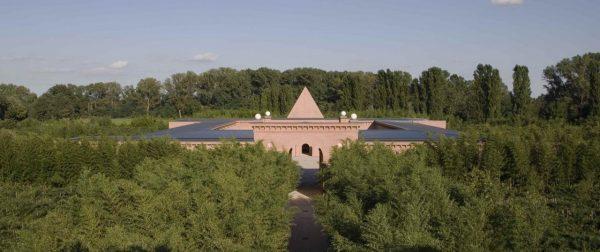 Il Labirinto visto dal Belvedere, foto Mauro Davoli