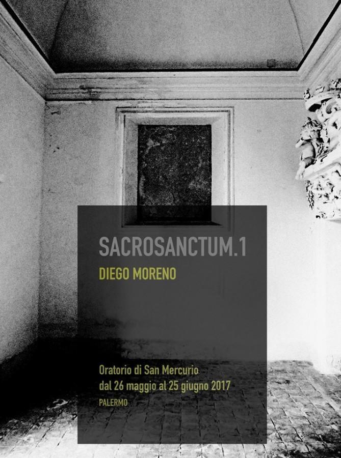 SACROSANCTUM/ Diego Moreno