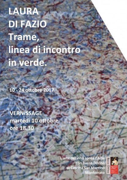 Laura Di fazio - Trame - 2017