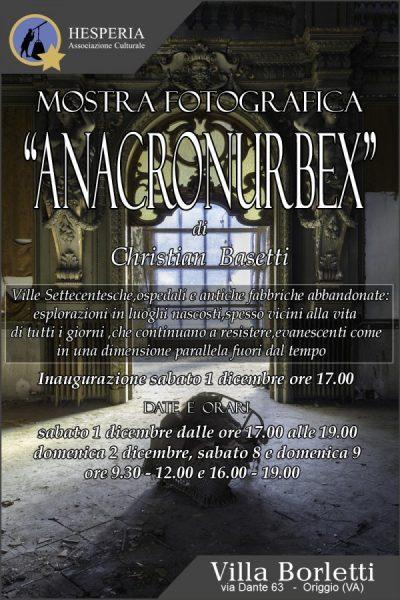 Anacronurbex di Christian Basetti