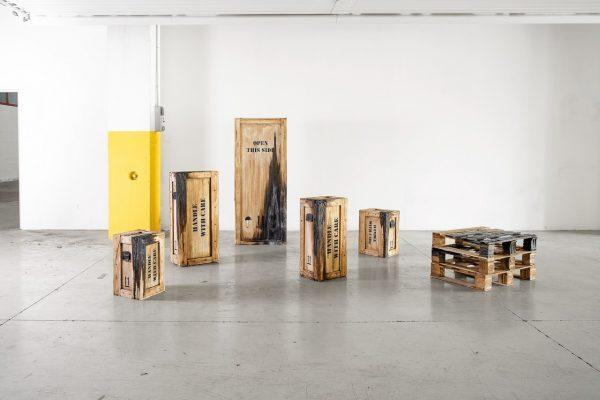 Valeria Vaccaro,  Installation view, 2018